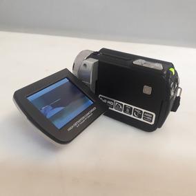 Câmera Digital Filmadora Aiptek Ahd T7 Pro Full Hd 1080p