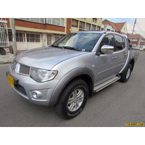 Mitsubishi L200 Sportero Superlujo Mt 2500cc Abs Ab Ct Tc