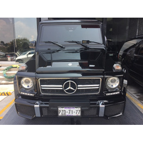 Mercedes Benz G 63 Amg Blindada - 2013