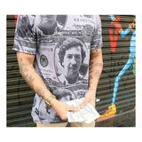 Camiseta Chronic El Patron Pablo Escobar Money Original