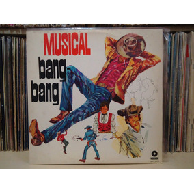 Lp Musical Bang Bang 1971