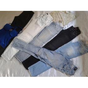 342facc01 Lote Jeans Colcci Feminino - Calçados, Roupas e Bolsas no Mercado ...