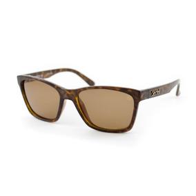 Óculos De Sol Secret - Sophia 80036 687 Polarizado - Marrom b33ca3846d