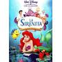 La Sirenita 2006 (dvd) Descatalogada Nueva 100% Original