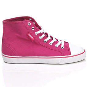 Tenis Streetballer Mid Wns Beetroot 01 Puma 356692