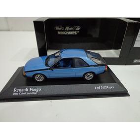 Renault Fuego 1980 1/43 Minichamps