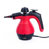 Limpiador Mopa A Vapor Portátil X8 + Accesorios / Devitrina
