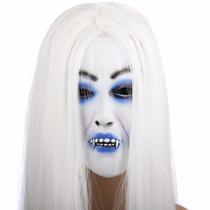 Máscara Fantasma Branco Halloween Monstro Terror Assustador