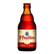 Cerveja St Feuillien Brune Ale Belga 330 Ml