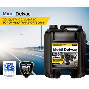 Mobil Delvac Óleo 15w-40 / 20 Lt Power Mx