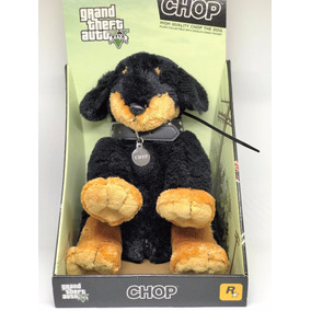 Gta 5 - Chop The Dog Plush Collectible Promocional Raro