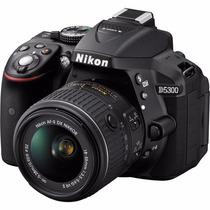 Câmera Nikon D5300 Kit 18-55mm