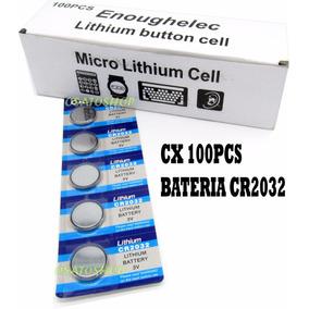 100 Baterias Lithium 3v Original Cr2032 Caixa Kit Atacado.
