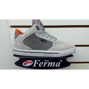 Tenis Ferma Skate Cano Alto Mod. B8609