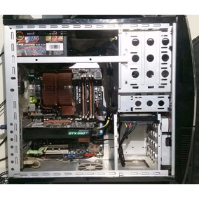 Computador Gamer Intel Gforce Gtx 550ti