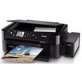 Multifuncional Epson L850,imprime/escanea/copia,foto, Cd/dvd