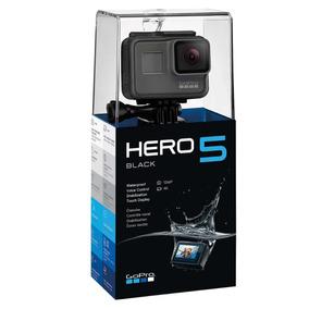 Gopro Hero 5 Black Vendedor 100% Entrega Garantida