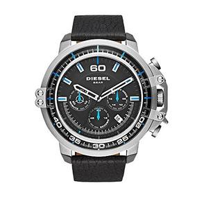 58df416dc934 Diesel Reloj Hombre Correa De Cuero - Relojes Otros en Mercado Libre ...