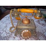 Telefono De Mesa Antiguo