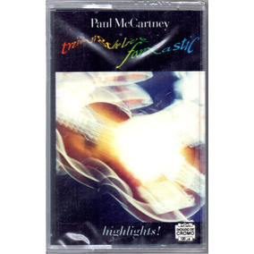 K7 Paul Mccartney -¨tripping The Live Fantastic -highlights!