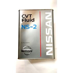 Fluido De Transmissão Automática Nissan Cvt Ns-2 (4 Litros )