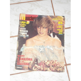 Revista Manchete R$ 10,00