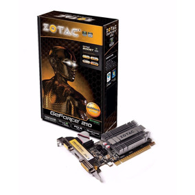 Zotac Geforce® 210 Synergy Edition 1gb - Zt-20313-10l