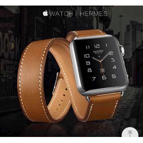 9b0405f98f5 Pulseira Hermes Apple Watch 42mm - Relógios no Mercado Livre Brasil