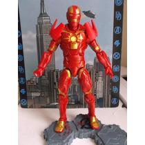 Zzw Iron Man Armadura Del Espacio Baf Groot No Avengers
