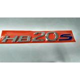 Emblema Letreiro Hb20-s ( 2014/acima) Cd 10107
