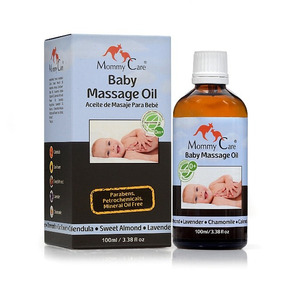 Aceite Para Masaje 100ml Mommy Care