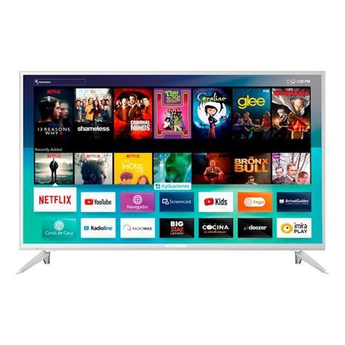 """Smart TV Hyundai HYLED3240NiM HD 32"""" 100V/240V"""