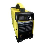 Soldadora Inverter 200 Amp Portatil Turbo Lince