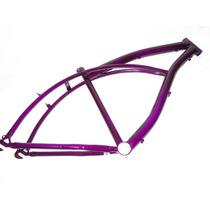 Quadro Bicicleta Caiçara Aro 26 Beach Bike + Frete Gratís