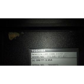 Pantalla Toshiba Pslb8u + Carcaza Para Repuesto