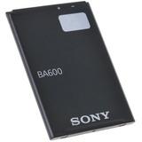Pila Sony Original Ba600 Sony Xperia U St25i Lt26i Lt16i
