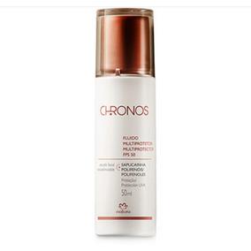 Fluido Multiprotetor Facial Chronos Incolor Fps 50 30% Off