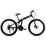 Bicicleta Mtb Montaña Plegable Plenty 26 Shimano Suspension