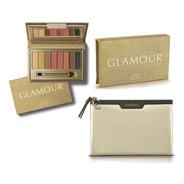 Palette Glamour Glam + Nécessaire Metálica Dourada