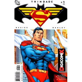 Trinity: Batman, Superman E Mulher-maravilha (hq Digital)