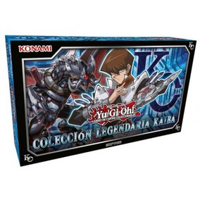 Yu-gi-oh! Colección Legendaria Kaiba Magic4ever Envio Gratis