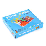 Mini Laboratório Eletro-eletrônico /kit Didático Educacional