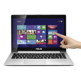 Notebook Asus S400c Touchscreen I3 4gb 500gb Windows 14 Led