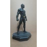 Pantera Negra Escultura Em Resina 1/6 30 Cm