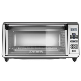 Horno Grill Eléctrico Black And Decker 30l To3291xsb