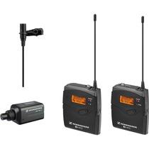 Microfone Para Câmera Lapela Ew 100 Eng G3 Sennheiser