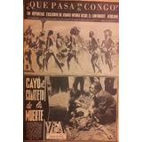 Congo Revista Vea 1132, Enero 1961