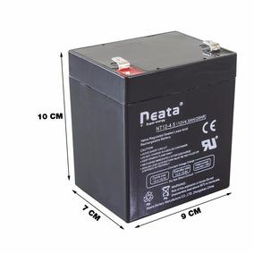 Bateria Selada Recarregável Multiuso 12v 4,5ah Cod: 673
