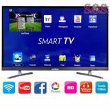 Smart Tv Led 32 Ken Brown Hd Wi-fi Hdmi/usb Kb-32-2260