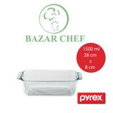 Pyrex - Budinera Basics Vidrio Templado - Bazar Chef